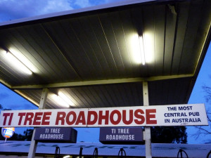 Australien, Roadhouse