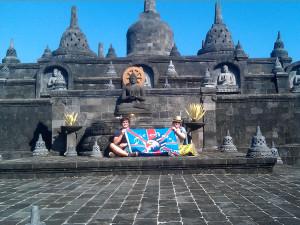 Buddhistischer Tempel, Bali