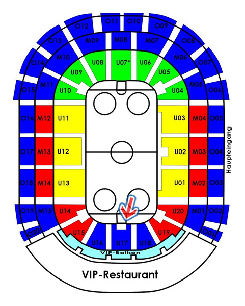 Hannover Scorpions Tui Arena Adler Mannheim Fanprojekt Ev