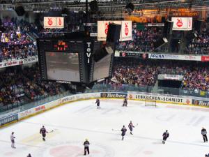 Nurnberg Ice Tigers Arena Nurnberger Versicherung Adler