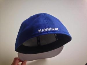 Adler Mannheim Fanprojekt / New Era 59FIFTY: Back