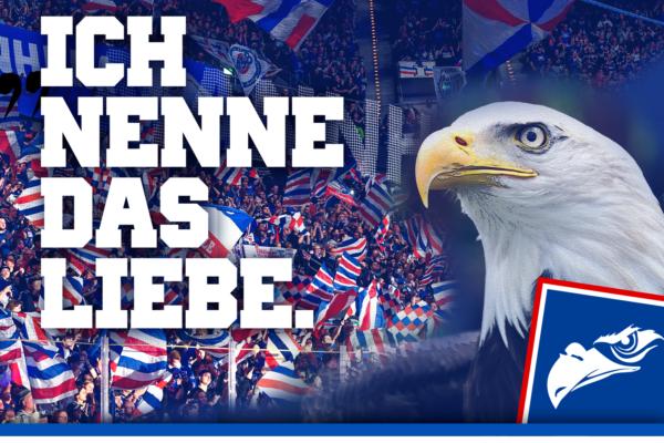 EAGLES Fanartikel Eishockey Basecap MERC ADLER Weitere Wintersportarten